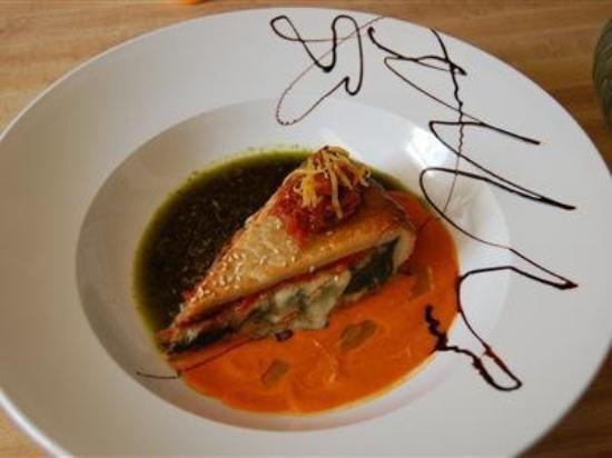 William Seward Inn : Dessert