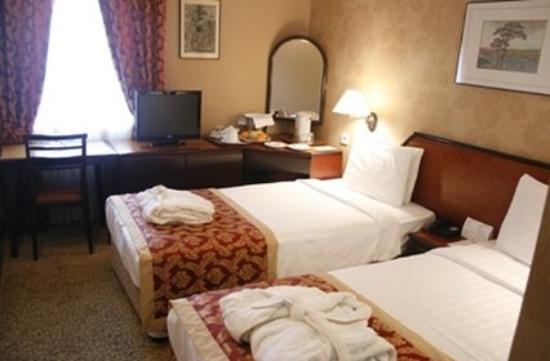 Kervansaray Hotel: Guest Room