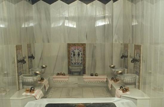 Kervansaray Hotel: Turkish Bath Offsite