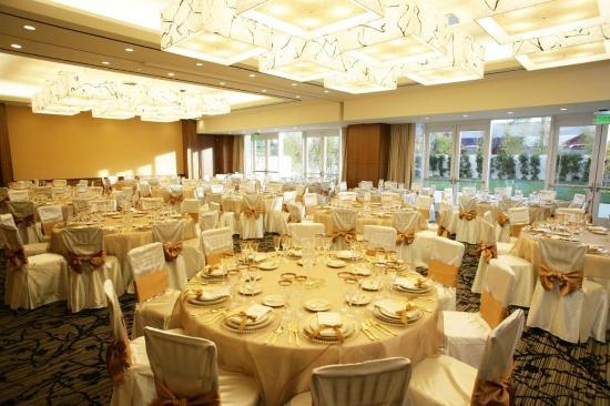 Miyako Hybrid Hotel: Ballroom