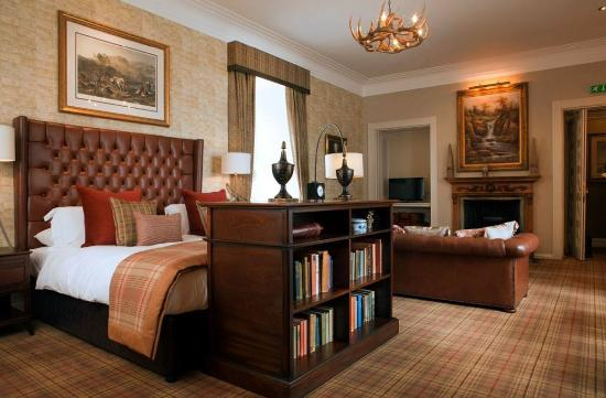 Meldrum House Country Hotel & Golf Course: Junior Suite (Lairds)