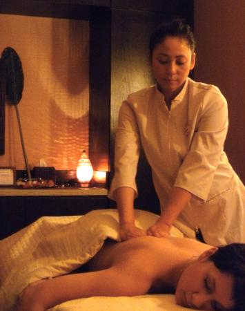 Miyako Hybrid Hotel: Massage