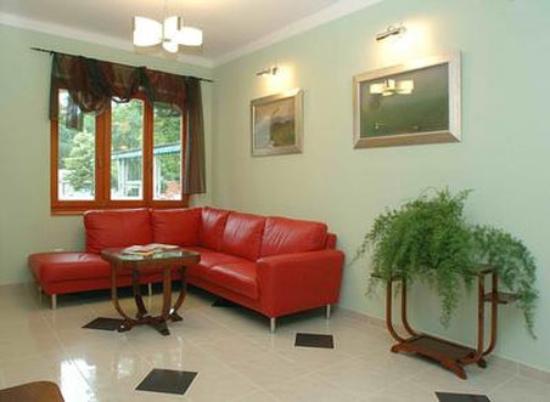 Hotel Korona Thermal Harkany: Lobby View