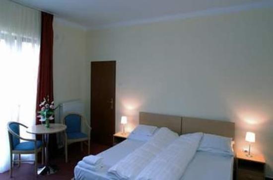 Hotel Korona Thermal Harkany: Guest Room