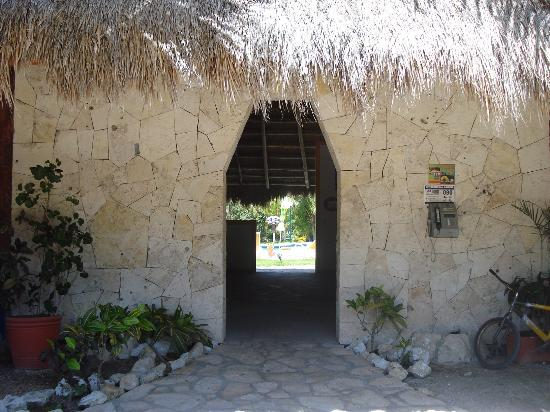 Villa Tulum : Exterior View
