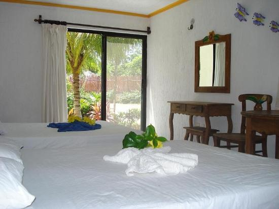 Villa Tulum : Guest Room