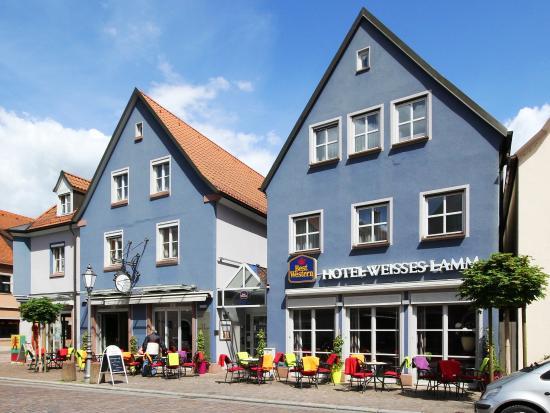 BEST WESTERN Hotel Weisses Lamm