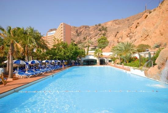 Diverhotel Aguadulce: Pool
