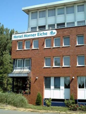 Hotel Horner Eiche: Exterior