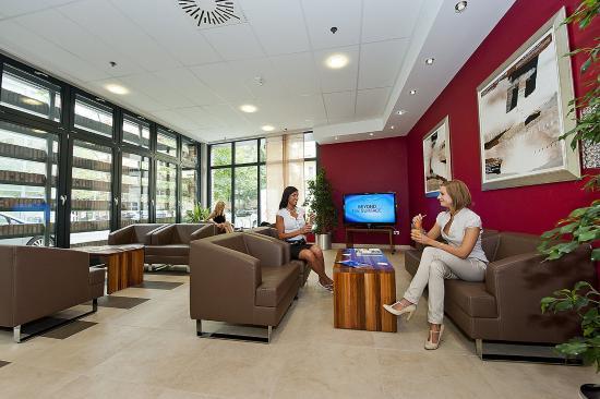 Hotel Regnum Residence: Lobby