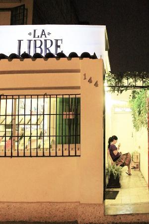Libreria La Libre de Barranco