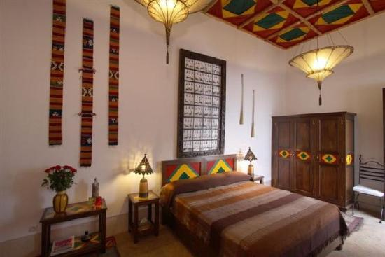 Riad Karmela: Guest Room