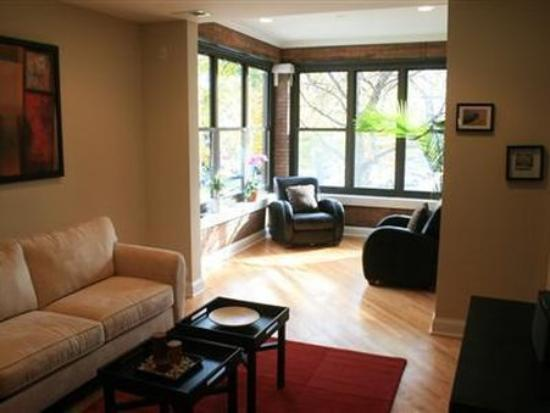 Roscoe Village Guesthouse : Interior -OpenTravel Alliance - Lobby View-