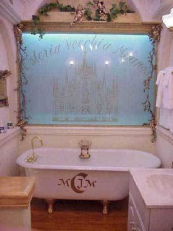 The Cottage Bed and Breakfast : Guest Room Bath