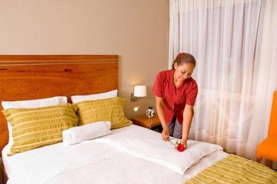 Hotel Runcu Miraflores: Guest Room