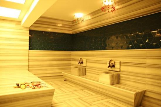Baia Hotel Bursa: Turkish Bath