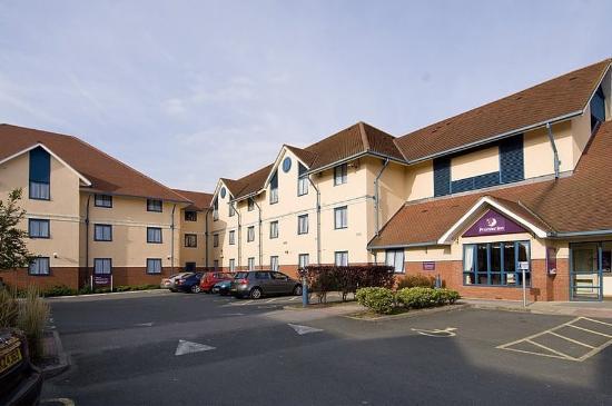 Premier Inn Worcester (M5,Jct6) Hotel : Exterior