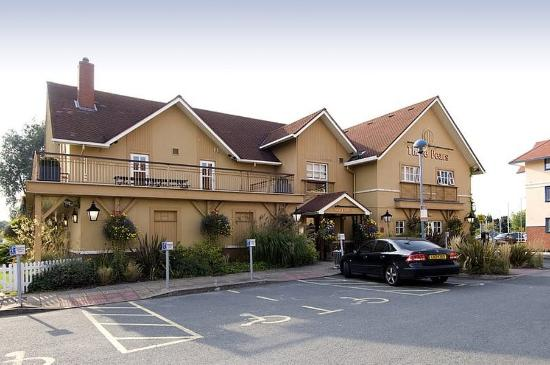 Premier Inn Worcester (M5,Jct6) Hotel: Exterior