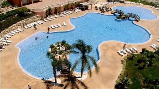 Hotel Bonalba Alicante : Pool
