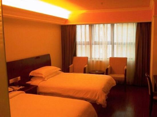 Vienna Hotel Beijing Huayuan: guest room