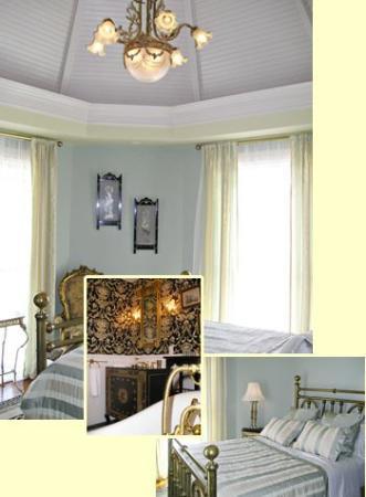 Williams Cottage Inn: Interior