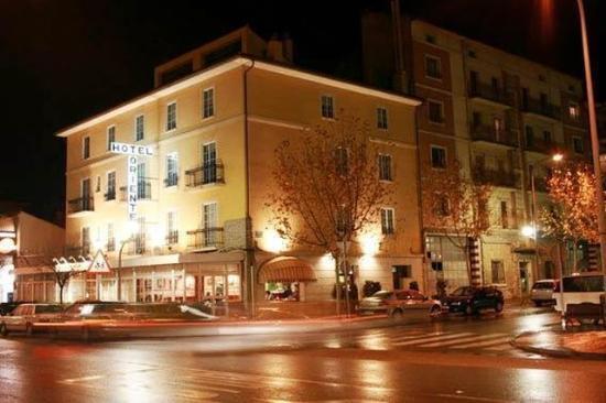 hotel oriente de teruel: