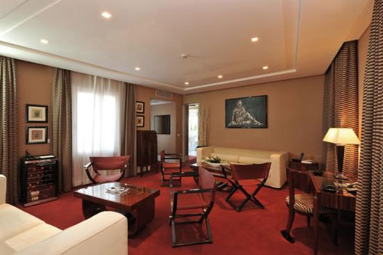 Grand Hotel Via Veneto: Suite