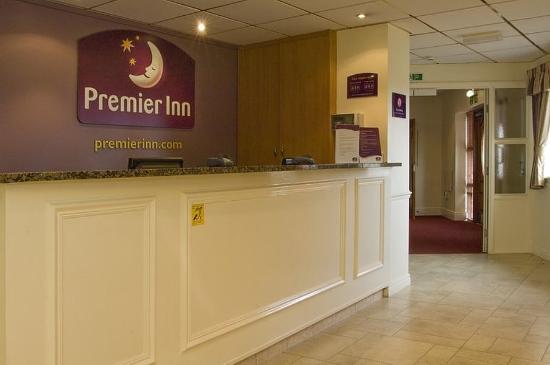 Premier Inn South Shields Port Of Tyne Hotel: Lobby