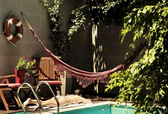 Duque Hotel Boutique & Spa: Garden