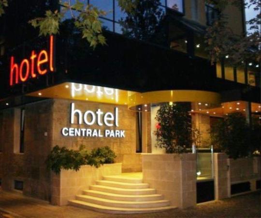 Central Park Hotel  143    U03361 U03368 U03365 U0336
