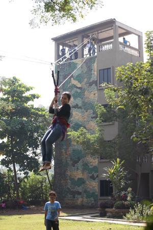 Kamath Residency Nature Resort: Adventure Activities in the resort