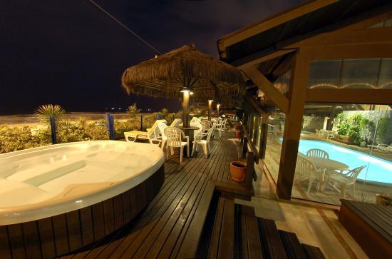 Costa Norte Ingleses Hotel: Jacuzzi Deck Piscina Termica