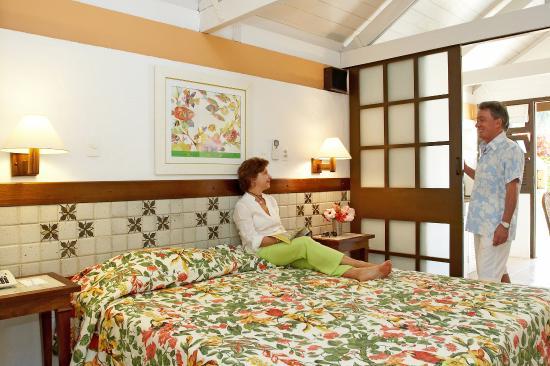 Costa Norte Ingleses Hotel: Chal Quarto