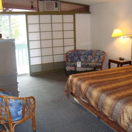 Tiki Village Motor Inn: OStandard King Room