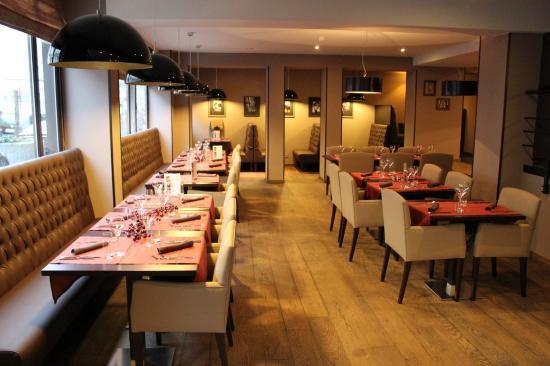 Marivaux Hotel: Meat Me Brasserie
