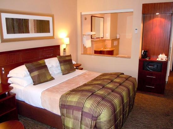 City Lodge Hotel OR Tambo Airport: Bedroom