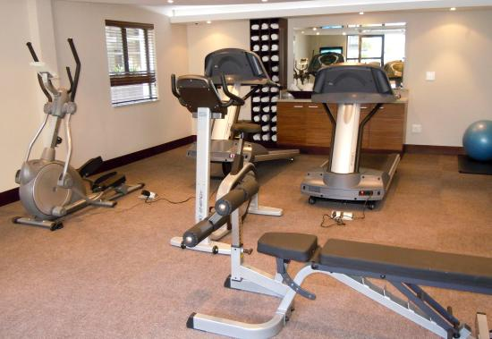 City Lodge Hotel OR Tambo Airport: Fitness Room