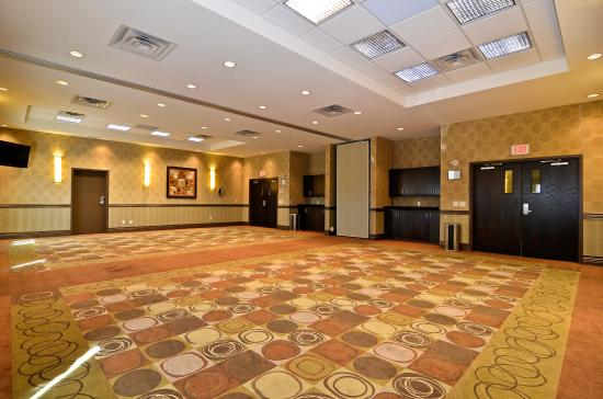 Best Western Premier Freeport Inn & Suites: Oxford and Windsor Meeting Rooms