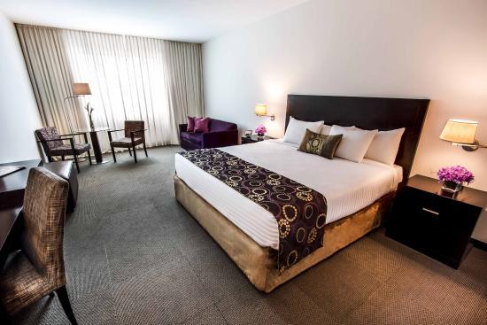 LIDOTEL Hotel Boutique Barquisimeto: Lidotel Barquisimeto Deluxe King Room