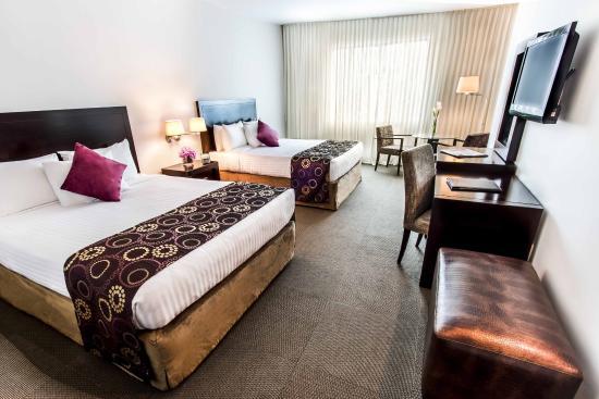 LIDOTEL Hotel Boutique Barquisimeto: Lidotel Barquisimeto Deluxe Double Room