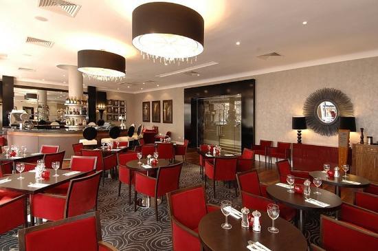 Premier Inn Bournemouth Central Hotel: Bournemouth Central Restaurant