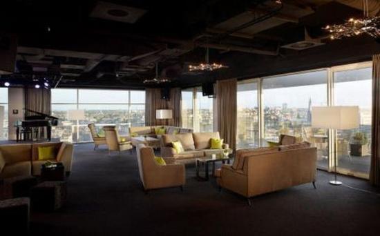 Lindner Hotel & City Lounge Antwerpen: th Floor