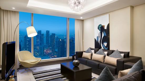 Kempinski Residences & Suites, Doha: Premier Two Bedroom Suite