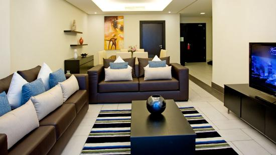 Kempinski Residences & Suites, Doha: Superior Two Bedroom Suite