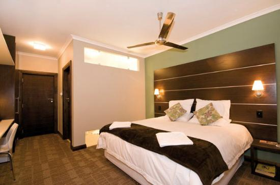 The Hub Boutique Hotel: Spacious rooms