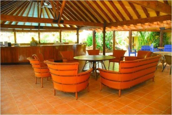 Sanctuary Rarotonga-on the beach: Lobby
