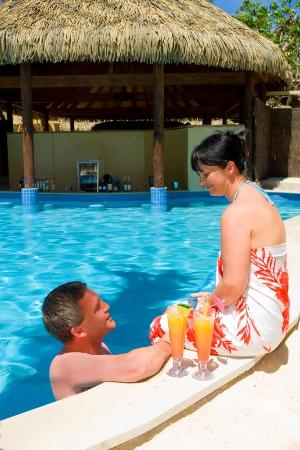 Sanctuary Rarotonga-on the beach: Sanctuary Couple