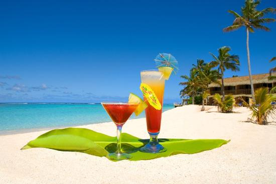 Sanctuary Rarotonga-on the beach: Sanctuary Cocktails