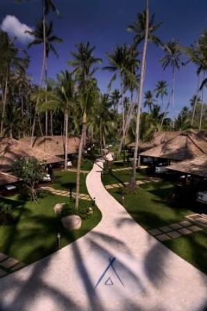 Nikki Beach Resort Koh Samui: Nikki Exterior