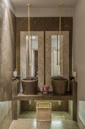 Villa Armena Relais: Bathroom